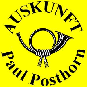 Auskunft Paul Posthorn