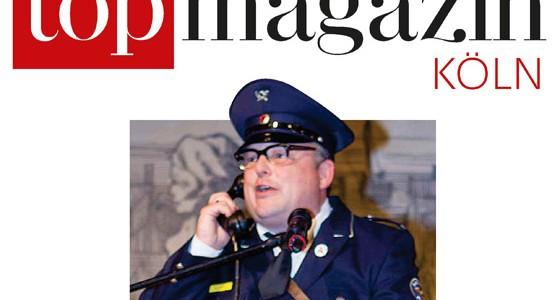 Top Magazin Köln, Februar 2016