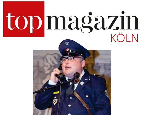 Top Magazin Köln, Februar 2016